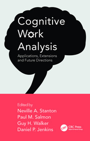 Cognitive Work Analysis - 1st Edition book cover