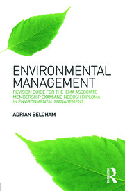 Environmental Management: - 1st Edition book cover