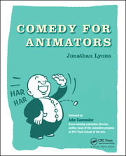 Comedy for Animators - 1st Edition book cover