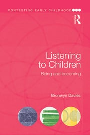 Listening to Children - 1st Edition book cover