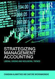 Strategizing Management Accounting - 1st Edition book cover