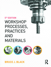 Workshop Processes, Practices and Materials - 5th Edition book cover