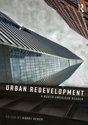 Urban Redevelopment - 1st Edition book cover