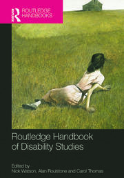 Routledge Handbook of Disability Studies - 1st Edition book cover
