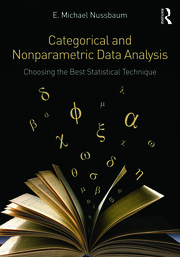 Categorical and Nonparametric Data Analysis - 1st Edition book cover