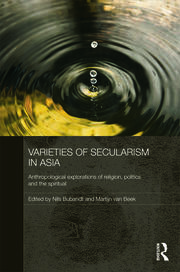 Varieties of Secularism in Asia - 1st Edition book cover