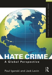 Hate Crime - 1st Edition book cover