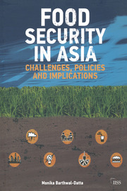 Food Security in Asia - 1st Edition book cover