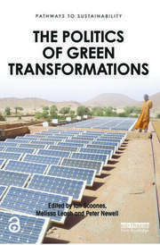 The Politics of Green Transformations - 1st Edition book cover