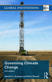 Governing Climate Change - 2nd Edition book cover