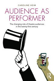 Audience as Performer - 1st Edition book cover