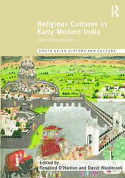 Religious Cultures in Early Modern India - 1st Edition book cover
