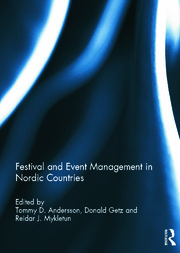 Festival and Event Management in Nordic Countries - 1st Edition book cover