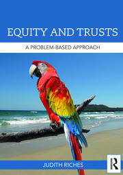 Equity and Trusts - 1st Edition book cover