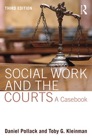 Social Work and the Courts - 3rd Edition book cover