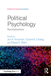 Political Psychology - 1st Edition book cover