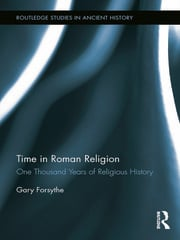 Time in Roman Religion - 1st Edition book cover