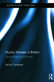 Muslim Women in Britain - 1st Edition book cover