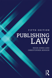 Publishing Law - 5th Edition book cover