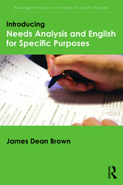 Introducing Needs Analysis and English for Specific Purposes - 1st Edition book cover