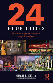 24-Hour Cities - 1st Edition book cover