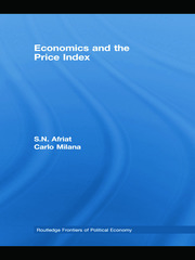 Economics and the Price Index - 1st Edition book cover