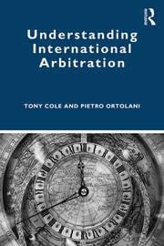 Understanding International Arbitration - 1st Edition book cover