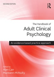 The Handbook of Adult Clinical Psychology - 2nd Edition book cover