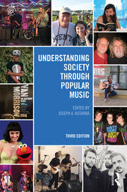 Understanding Society through Popular Music - 3rd Edition book cover