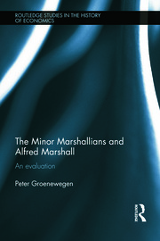 Minor Marshallians and Alfred Marshall - 1st Edition book cover