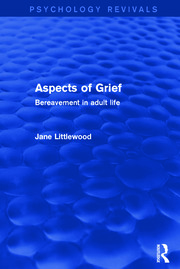 Aspects of Grief - 1st Edition book cover