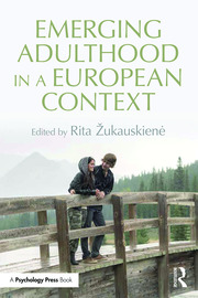Emerging Adulthood in a European Context - 1st Edition book cover