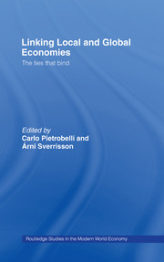 Linking Local and Global Economies - 1st Edition book cover