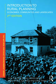 Introduction to Rural Planning : Economies, Communities and Landscapes - 2nd Edition book cover