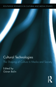 Cultural Technologies - 1st Edition book cover