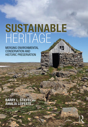Sustainable Heritage - 1st Edition book cover