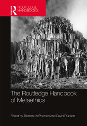 The Routledge Handbook of Metaethics - 1st Edition book cover