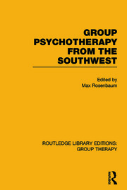 Group Psychotherapy from the Southwest - 1st Edition book cover