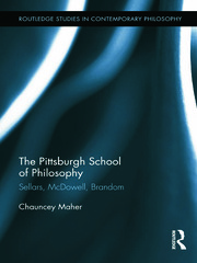 The Pittsburgh School of Philosophy - 1st Edition book cover