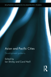 Asian and Pacific Cities - 1st Edition book cover