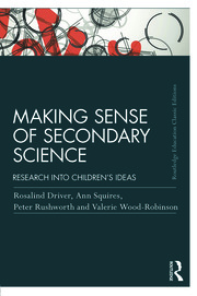 Making Sense of Secondary Science - 2nd Edition book cover