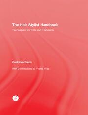 The Hair Stylist Handbook - 1st Edition book cover