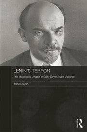 Lenin's Terror - 1st Edition book cover