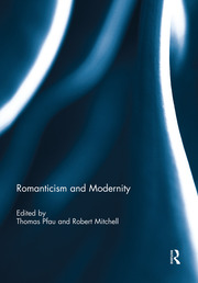 Romanticism and Modernity - 1st Edition book cover