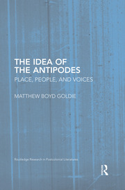 The Idea of the Antipodes - 1st Edition book cover
