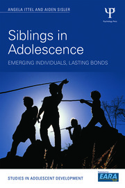 Siblings in Adolescence - 1st Edition book cover