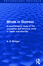 Minds in Distress - 1st Edition book cover