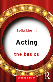 Acting: The Basics - 2nd Edition book cover