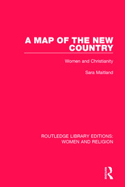 A Map of the New Country - 1st Edition book cover