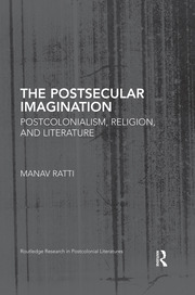 The Postsecular Imagination - 1st Edition book cover